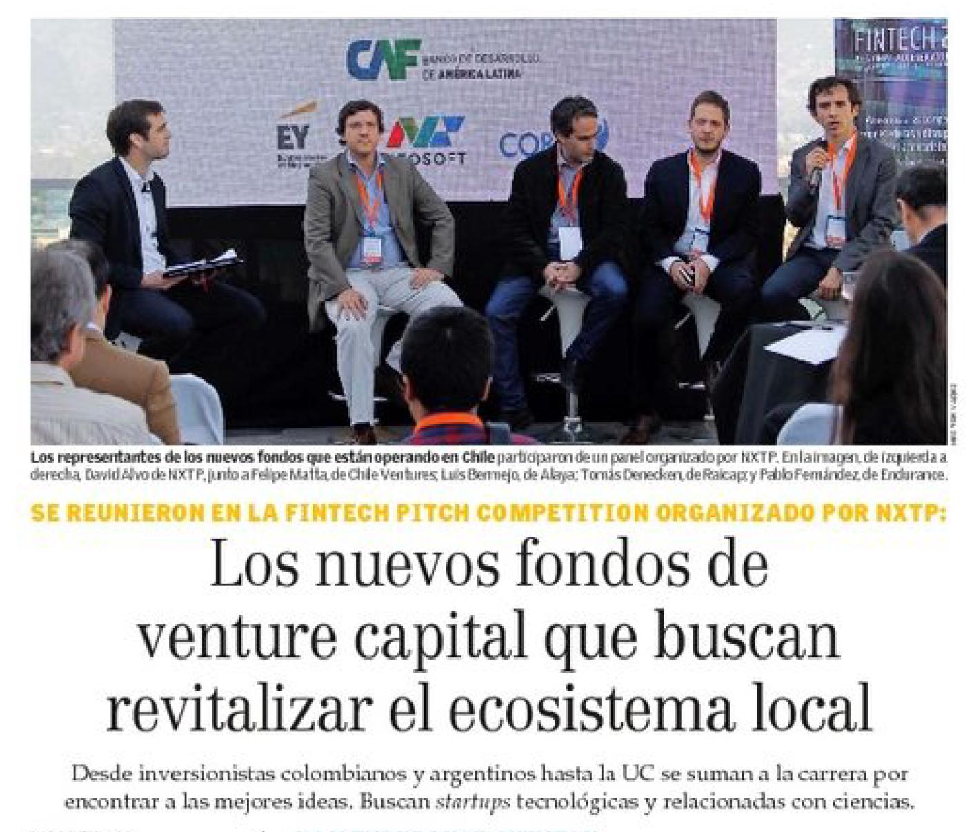 Los nuevos fondos de venture capital que buscan revitalizar el ecosistema local